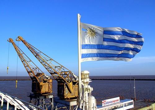 Resultado de imagen para Uruguay puertos de colonia