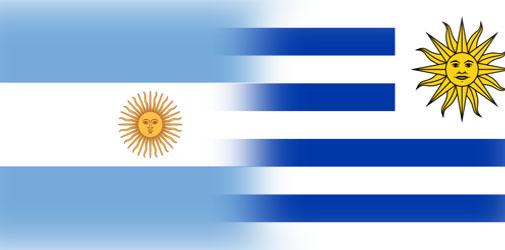Resultado de imagen para argentina uruguay
