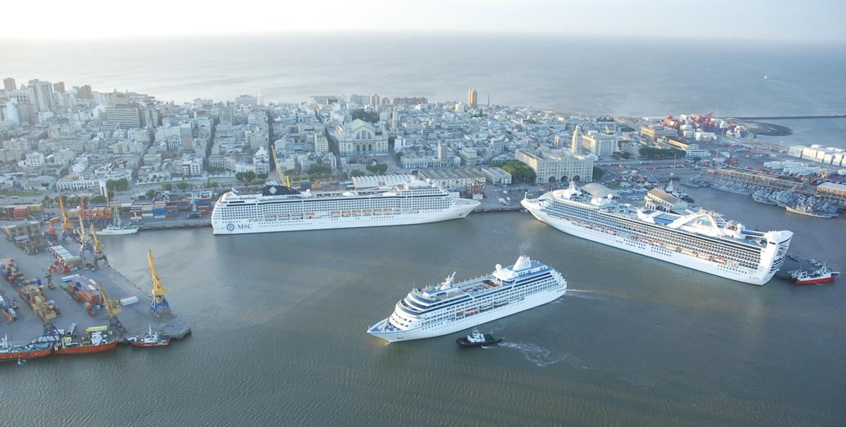 Puerto de Montevideo: para la temporada 2020-2021 contará con un nuevo terminal de cruceros